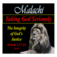 Integrity of God's Justice